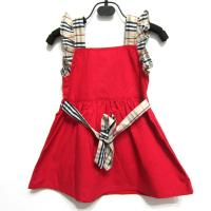 Quality New arrival hot sale summer 2014 B-urberry designer kid sleeveless short lace dress s-xxL wholesale