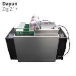 Quality Dayun Zig Z1+ Miner Mona Coin Mining Machine Lyra2rev2 Algo 1200W power supply wholesale