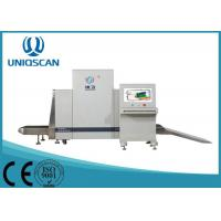 Quality Metal Multiple Size X Ray Baggage Scanner With Dual Energy CE Certification wholesale