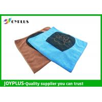 Quality Super Absorbent Dog Drying Towel Microfiber Material Multi - Functional   wholesale