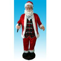 Quality Battery Power Christmas Toddler Electronic Toys of Dancing Santa Claus for Children wholesale