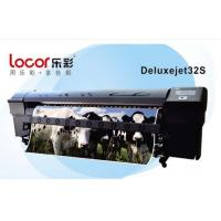 China LOCOR 3.2m banner flex inkjet printer on sale
