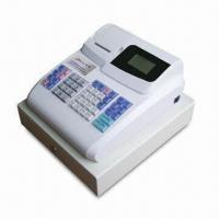 Quality Electronic Cash Register with ARM7 CPU, 48 Keys Keyboard and 6 Digits LED Customer Display wholesale