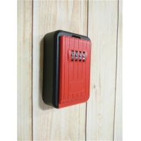 Quality Combination Keyless Lock Box 4 Digit Dialing Key Safe Weather Resistant wholesale