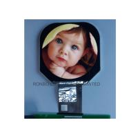 Quality 2.5 Inch IPS Round LCD Panel 480 * 480 Resolution Smart Switch With RGB Interface wholesale