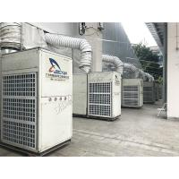 Quality BTU396000 Ducted Tent Cooler Air Conditioner 36HP Exhibition Cooling Usage wholesale