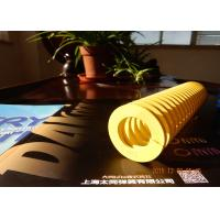 Good elasticity  Right-handed yellow Good  mold spring for Plastic , hardware