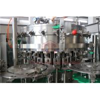 Quality Industrial 330ML Carbonated Drink Filling Machine Capping Labeling Production 1000BPH wholesale