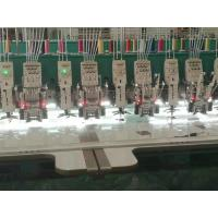China Computer Controlled Embroidery Machine / Clothing Embroidery Machine Oem Service on sale
