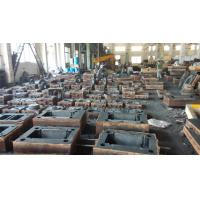 China Gray Iron Pump Castings with Resin Sand Molding Process EB16009 on sale
