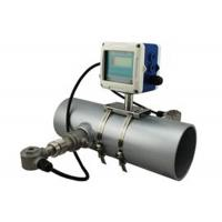 Quality Transit Time Fixed Insertion Ultrasonic Magnetic Flow Meter For Slurry / Sewage wholesale