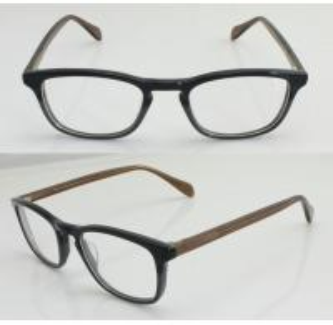 Cheap Fashion Blue Acetate Men Optical Frames, Custom Hand Made Acetate Eyewear Frame for sale