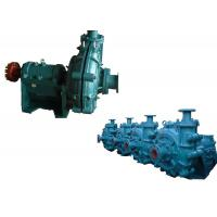 Quality High Performance Electric Slurry Pump Sludge Transfer Pump Anti - Corrosion Material wholesale