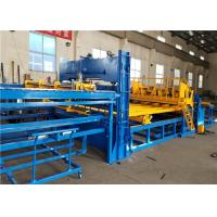 China Reinforcing Automatic Wire Mesh Welding Machine Hole Size 100-300mm 380V on sale