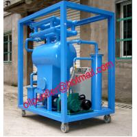Quality Insulation Oil Cleaning Machine, Small Capacity Transformer Oil Purifier Easy To Use wholesale