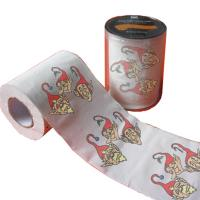 Quality decorative toilet paper 2ply 250 sheets 100% virgin pulp printed toilet paper wholesale wholesale