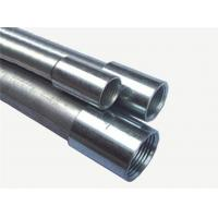 Quality 1 Inch Galvanized IMC Electrical Conduit Indoor Use Q195 Steel Material wholesale