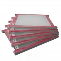 Cheap Pre-stretched Line Table Printing Frame for sale