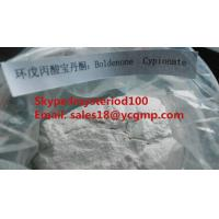Quality Healthy Boldenone Cypionate Raw Steroid Hormone Powder Without Side Effects BC 106505-90-2 wholesale