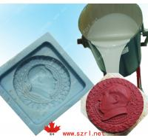 China Silastic RTV silicone rubber on sale
