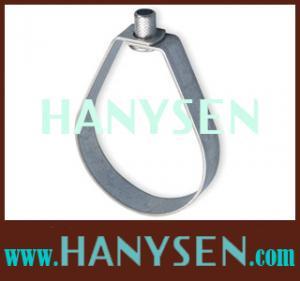 China 5 Steel Swivel Loop Pipe Hanger on sale