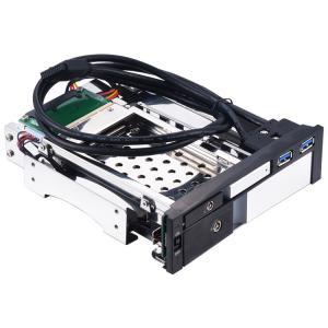 China Unestech  5.25 optical disk aluminum casing hard drive caddy enclosure 2.5 SATA SSD and 3.5 hard disk USB3.0 HDD Enclosu on sale