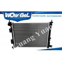 Quality 25310 0U000 Hyundai Verna Radiator MT 16mm Core Thickness With Heater Tank Nissens 666213 wholesale