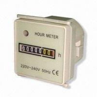 China 48*48 Mm Timeter, Hours Run Meters, Counter on sale