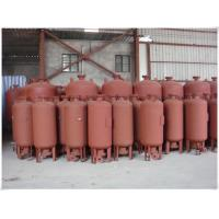 Quality 30 Gallon Air Compressor Replacement Tank , Air Compressor Vertical Tank With Legs wholesale