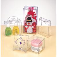 Cheap clear printing palstic box for cosmetics package,beautiful cylinder container for sale
