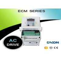 Quality AC / AC Single Phase Variable Frequency Drive VFD Electrical White ECM Series wholesale