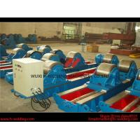 Quality Industrial High Precision Pipe Welding Turning Rolls / Rotators Machine for Tank Welding wholesale
