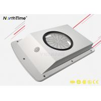 China Solar Powered Outdoor Street Lights With Motion Sensor MPPT Controller on sale