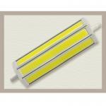 Quality 15Watt led COB R7S lamp 1350 Lm high lumen 189mm environmental energy saving LED R7S light 180 degreem AC85-265V wholesale