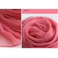 Quality 75D Woven polyester dyed wholesale crinkle chiffon fabric high quality new fashion softshell polyester georgette wholesale