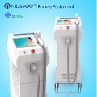 Quality 808nm Diode Laser Hair Removal Skin Rejuvenation Skin Tightening Machine wholesale