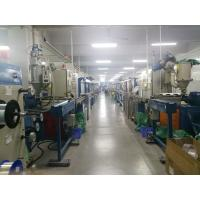 Quality 50 Simplex And Duplex Soft Optical Fiber Cable Manufacturing Machinery Production Line wholesale