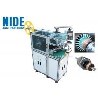 Quality 8 ~ 24 Slots DMD , DM , Polyester film Paper Inserting Machine For Vacuum Cleaner Motor wholesale