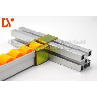 Quality Work Table Plastic Roller Track Colorful Anti - Corrosion 4 Meters Length wholesale