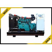 China 50 Hz Natural Gas Powered Generator , 200 Kw Gas Electric Generator Ac Three Phase on sale