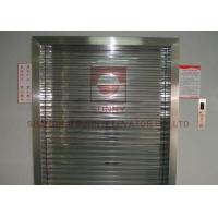 China Safe Warehouse Cargo Elevator Machine Room Industrial Elevator Lift For Goods on sale