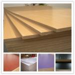 Quality China ACEALL Melamine Paper Faced Tableros de Fibra de Madera Medium Density Fibreboard MDF Sheet wholesale