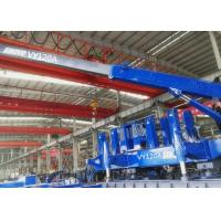 Cheap Blue Color VY120A construction Hydraulic Static Pile Driver high - efficiency for sale