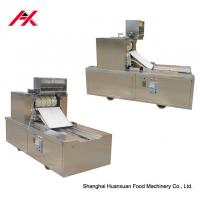 Quality 1.5 Kw Biscuit Moulding Machine For Making Walnut Biscuit Stainless Steel Frame wholesale