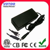 Quality 24 V Ac Dc Transfomer 48w Power Adapter With Green Led Indicator wholesale