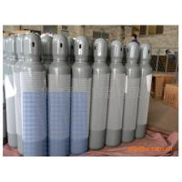 China 30L / 40L / 50L 37Mn Compressed Gas Cylinder Height 705-1605MM on sale