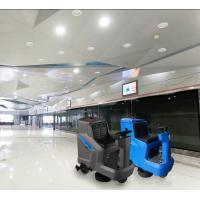 China Industrial Ride-On Floor Scrubber Dryer Eco-Friendly 4.5km/h Speed on sale