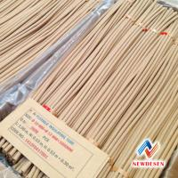 China OIL TRANSFORMER TERMINAL INSULATIONS FLEXIBLE CREPE PAPER TUBES on sale