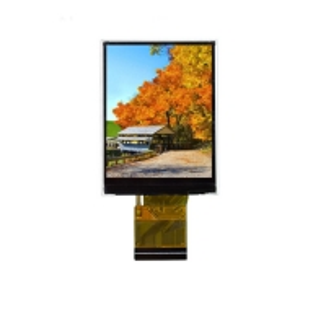 Quality 2.7'' RGB Interface 40 Pins 230Cd/M2 LCD TFT Displays wholesale