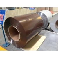 Quality AA3003/ AA3105 Anti Ultraviolet Coil Coated Aluminium , Aluminum Roof Coil wholesale
